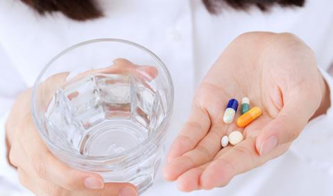 イメージ - お薬の管理をします
